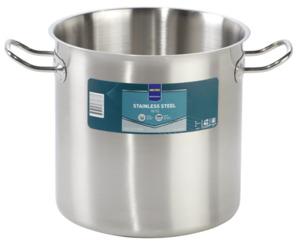 METRO Professional Edelstahlgemüsetopf Ø 24 cm, 10 l