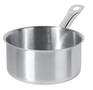 METRO Professional Edelstahlstielkasserolle Ø 16 cm, 1,5 l