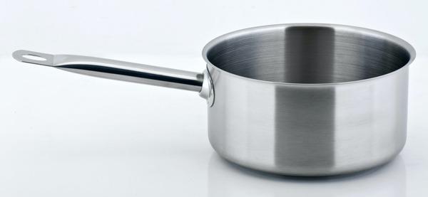 METRO Professional Edelstahlstielkasserolle Ø 20 cm, 3 l