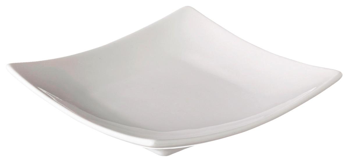 Bild 2 von METRO Professional Fingerfood-Schalen eckig, Ø 9,2 cm, cremeweiß
