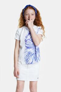 T-Shirt mit Bolimania-Katze