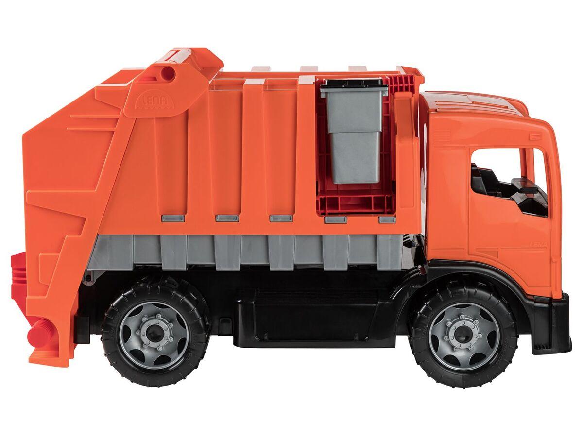 Bild 3 von LENA Müll-/ Feuerwehrauto, In- und Outdoor, ab 3 Jahren