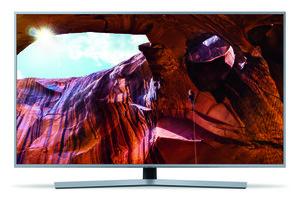Samsung 4K Ultra HD TV UE55RU7479U (Smart TV, 4K, HDR, PVR, Unterstützung von Alexa und Google-Assistent)
