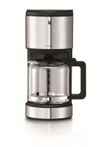 WMF Stelio Aroma Filterkaffeemaschine (10 Tassen, Tropf-Stopp, Abschaltautomatik, Warmhalte-Funktion, Glas-Kanne)