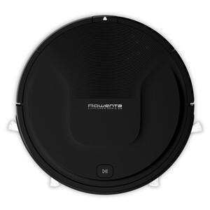 ROWENTA RR 6825 Explorer 20 Saugroboter (Fernbedienung mit LCD Display, 150 min. Laufzeit, 3 Reinigungsmodi)