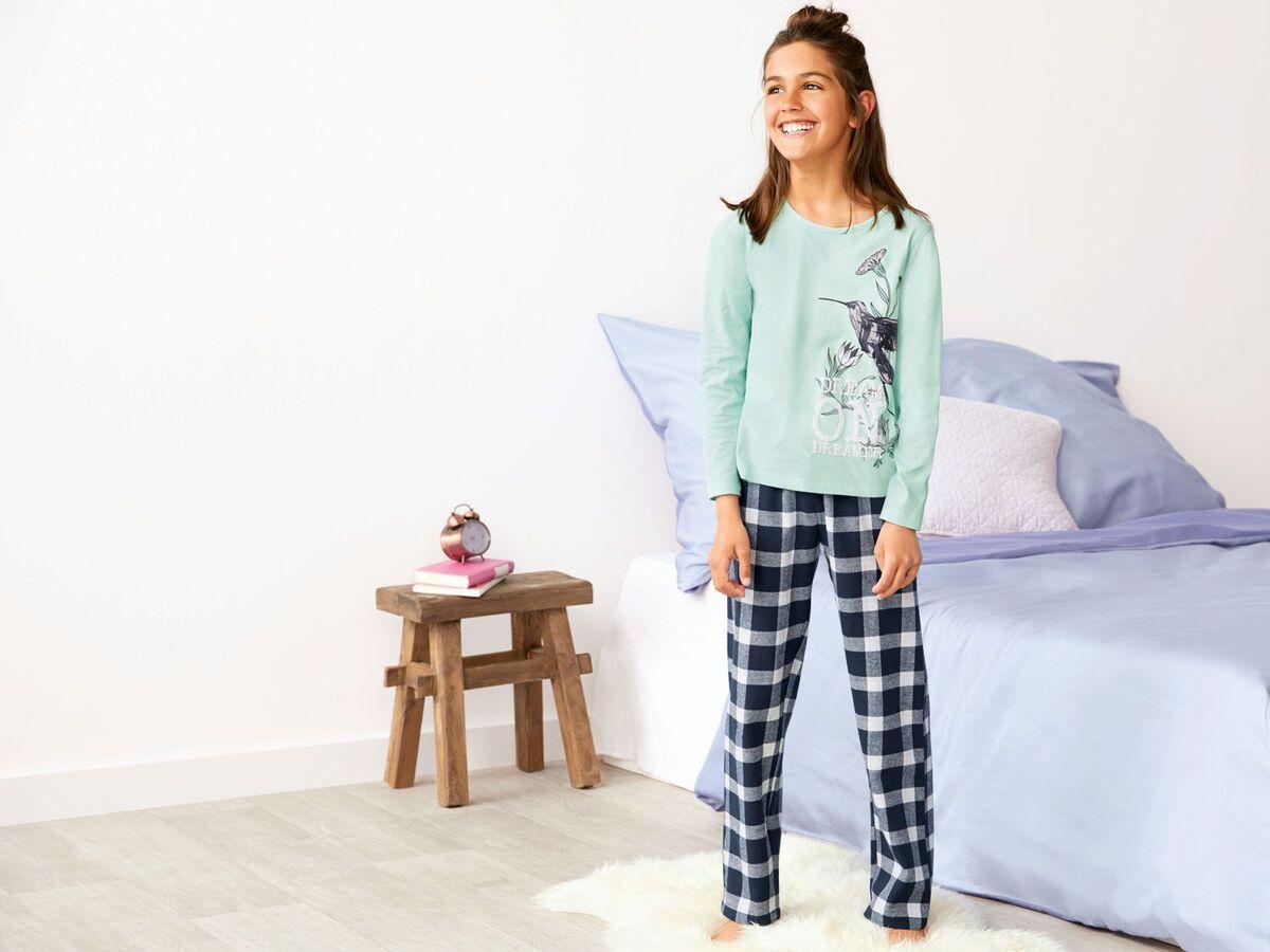 Bild 2 von PEPPERTS® Mädchen Schlafanzug