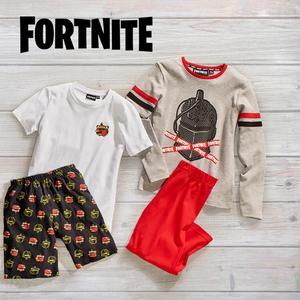 Kinder-Shorty oder -Pyjama Größe: 140-176, je