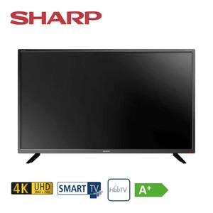 50BJ2E • 3 x HDMI, 3 x USB, CI+, SD-Kartenslot • integr. Kabel-, Sat- und DVB-T2-Receiver • Maße: H 65,8 x B 112,4 x T 8,6 cm • Energie-Effizienz A+ (Spektrum A++ bis E) • Bildschirmdiagon