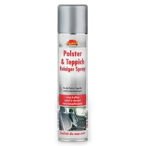 Carfit Polster- und Teppichreiniger Spray 3er Set