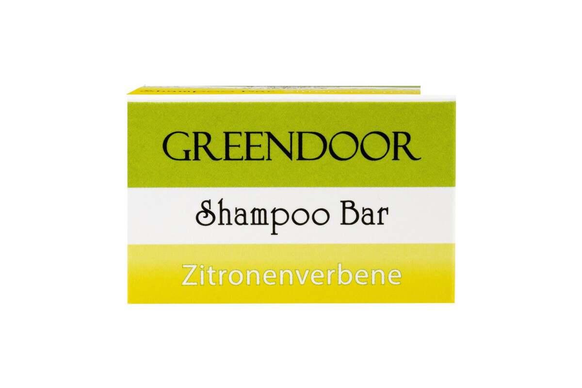 Bild 3 von GREENDOOR Shampoo Bar Zitronenverbene