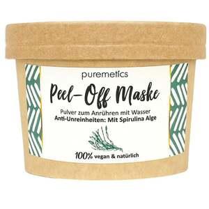 puremetics Peel-Off Maske