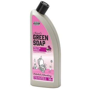 Marcel's Green Soap Toilettenreiniger Patschuli & Cranberry