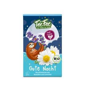 TeeFee Bio Gute Nacht Kräutertee
