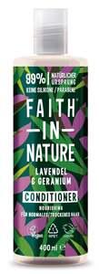 Faith in Nature Conditioner Lavendel & Geranium für normales/trockenes Haar