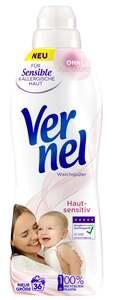 Vernel Weichspüler Hautsensitiv, 36 WL