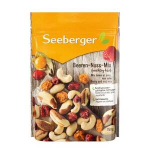 Seeberger Beeren-Nuss-Mix 150 g