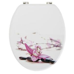 "KODi basic Toilettensitz MDF ""Orchidee"""
