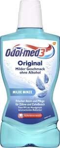 Odol med3 Original Mundspülung milde Minze