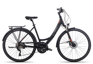 KTM Valencia Street Wave 2020 | 56 cm | black matt/epicgrey orange