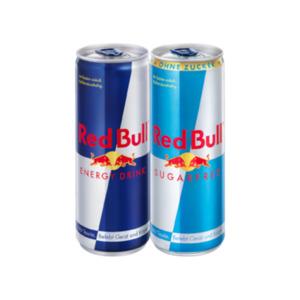Red Bull Energy Drink**
