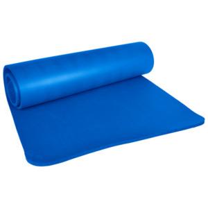 Fitnessmatte 13mm blau