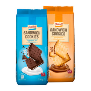 BISCOTTO     Sandwich Cookies