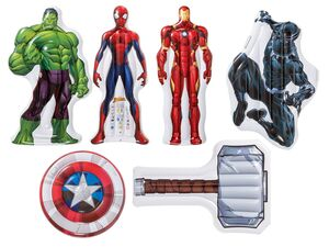 Happy People Luftmatratze »Avengers«