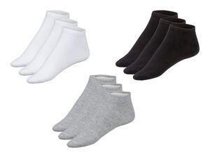 UMBRO Damen/Herren Sneakersocken 3er Pack