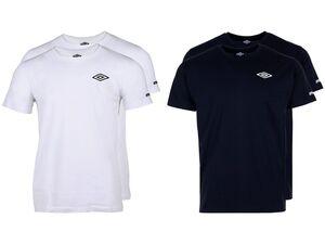 UMBRO Herren T-Shirt 2er Pack
