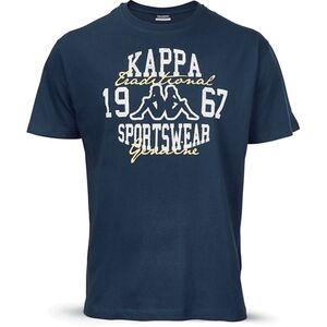 Kappa T-Shirt - marine, Gr. M