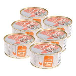 Hofmaier Truthahnfleisch i. e. Saft 300 g, 6er Pack