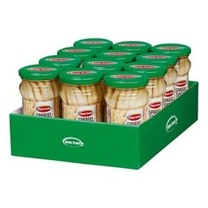 Beste Ernte Spargelspitzen 110 g, 12er Pack