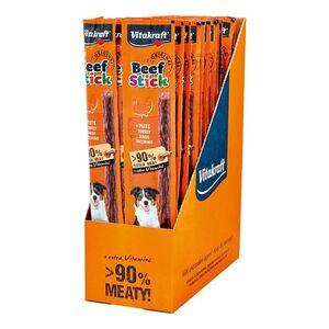 Vitakraft Hundefutter Beef Stick Pute 12 g, 50er Pack