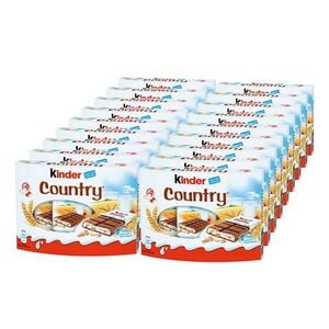 Ferrero Kinder Country 211,5 g, 18er Pack