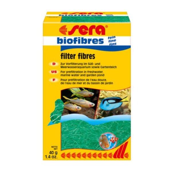 sera biofibres 40g fein