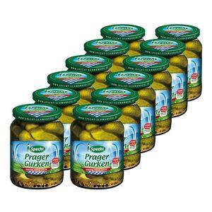 Specht Prager Gurken 360 g, 12er Pack
