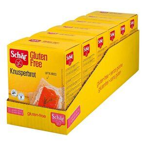 Schär Knusperbrot 150 g, 6er Pack