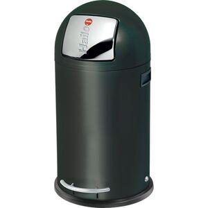 Hailo KickMaxx L Großraum-Abfallboxen, schwarz