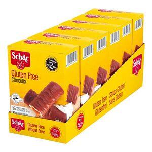 Schär Chocolix Karamelriegel 110 g, 6er Pack