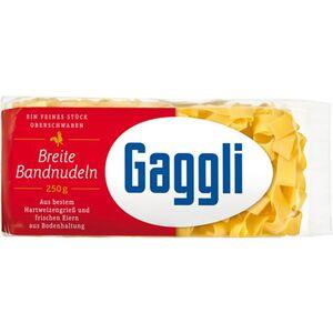 Gaggli Bandnudeln 250 g