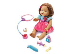 vtech Puppe »Little Love - Lotta mit Ärzteset«, mit Aufnahmefunktion, ab 3 Jahren