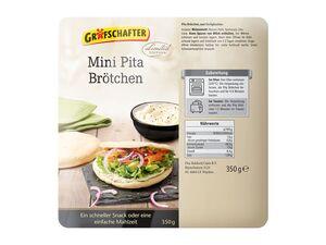 Mini-Pita-Brötchen