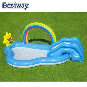 Bestway #53092 Wasserspielcenter Rainbow n`Shine 257x145x91cm