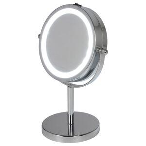 Kosmetik-Standspiegel mit LED-Beleuchtung