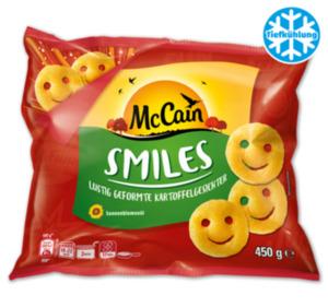 MC CAIN Smiles