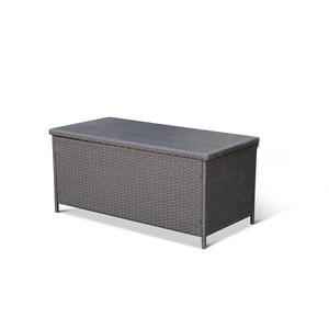 Kissenbox 'Rattan' 121 x 56 x 60 cm