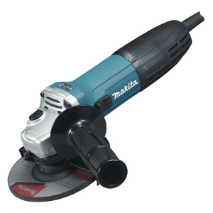 Makita Winkelschleifer 'GA5030RSP2' blau-schwarz 125 mm
