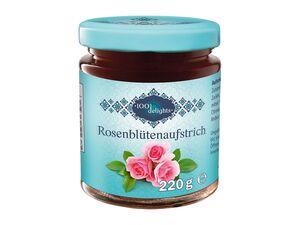 Rosenblütenaufstrich