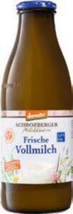 demeter Schrozberger Milchbauern frische Bio-Milch