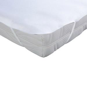 Moltonauflage mit Silvercareausrüstung (70x140, antikbakteriell)